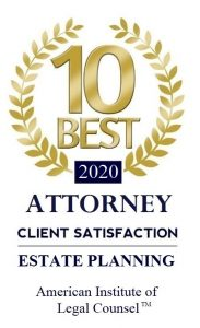 2020 10 BEST Estate Planning Attorney